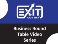 Exit Your Way Round Table – Thursdays – 8 am Pacific Time